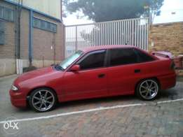 Opel astra 1600 swap why