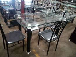 Brand new dinning table