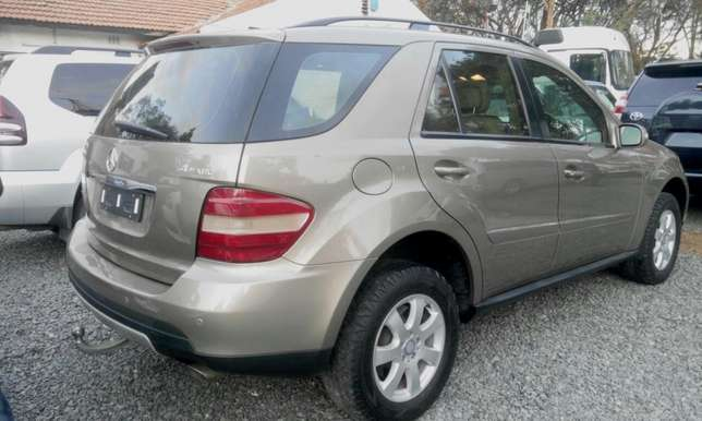 Mercedes Ml350 4matic Hurlingham - image 3