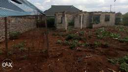 Behind Kamakis Ruiru bypass prime 1/8 acre in controlled gated communi
