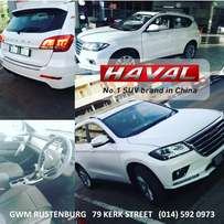 Haval H2 Suv now available at GWM Rustenburg