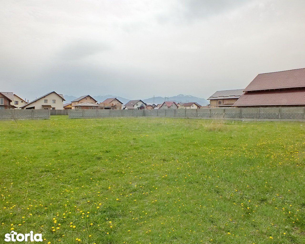 Teren de Vanzare, Brașov (judet), Strada Primăverii - Foto 2