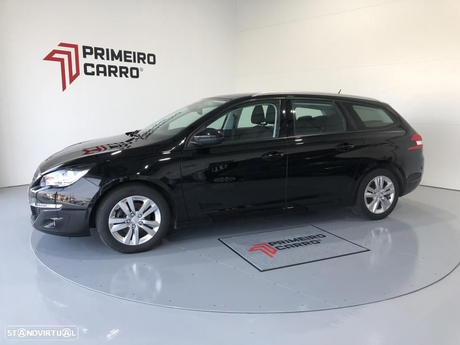 Peugeot 308 SW 1.6 HDI Business Pack GPS 120cv - 12