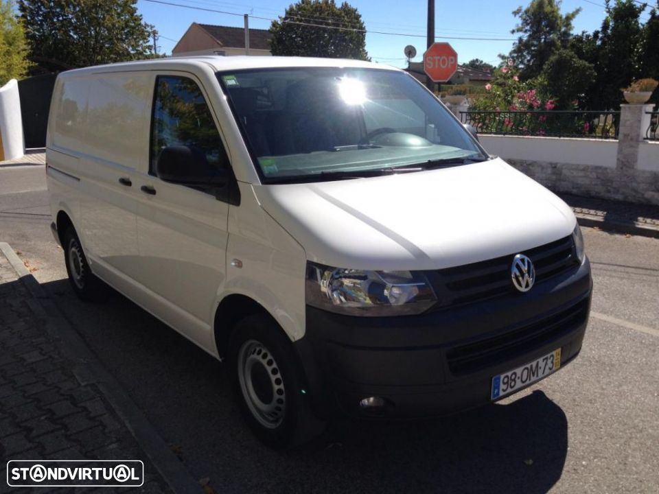 VW Transporter 2.0 TDI Bluemotion - 6