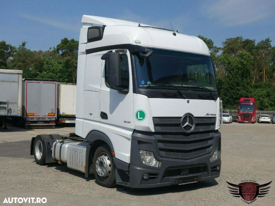 Mercedes-Benz Actros 1845 EURO 5 2013 Nr. Int 10876 Leasing - 7