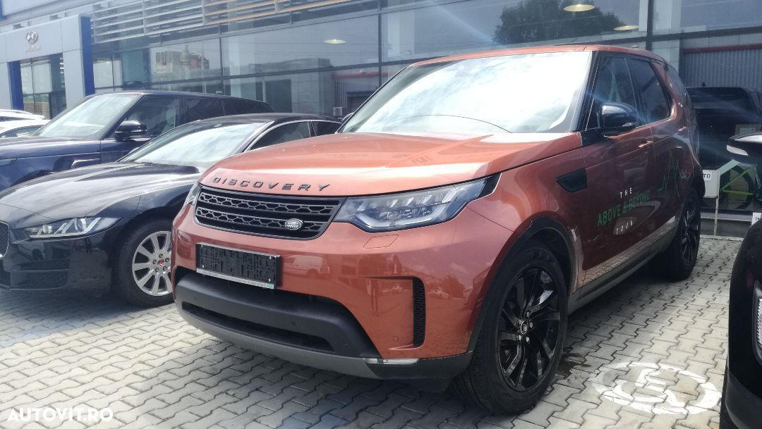 Land Rover Discovery - 1