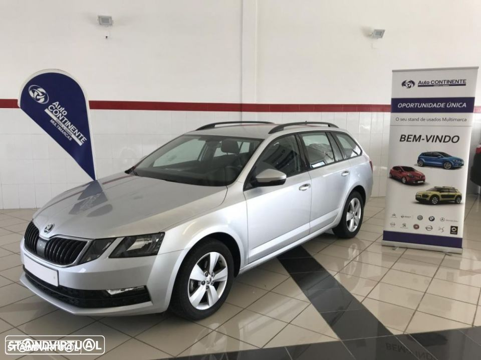 Skoda Octavia Break 1.6 TDi Ambition - 1