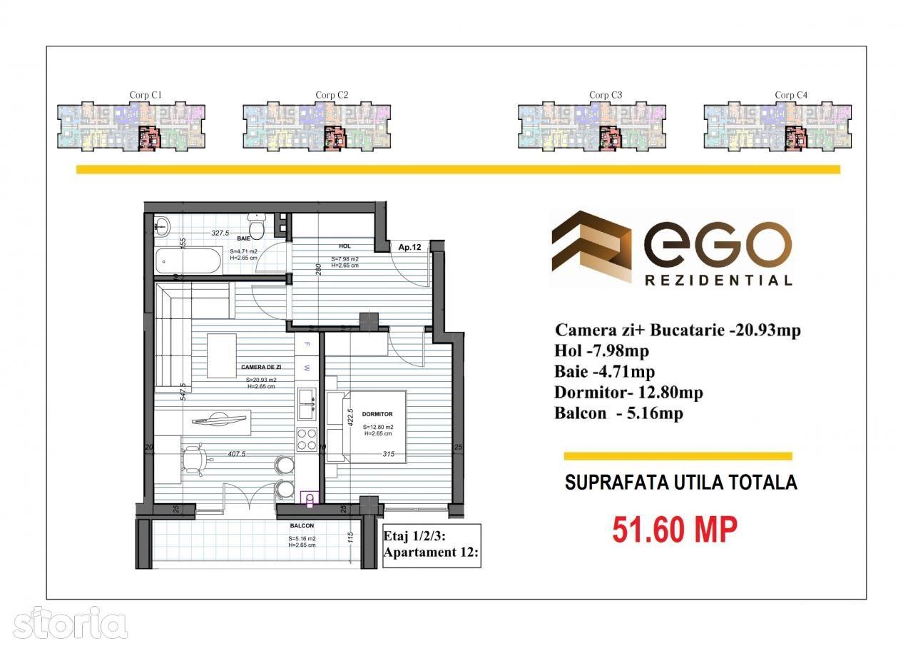 Apartament de vanzare, Bucuresti, Sectorul 4, Aparatorii Patriei - Foto 9