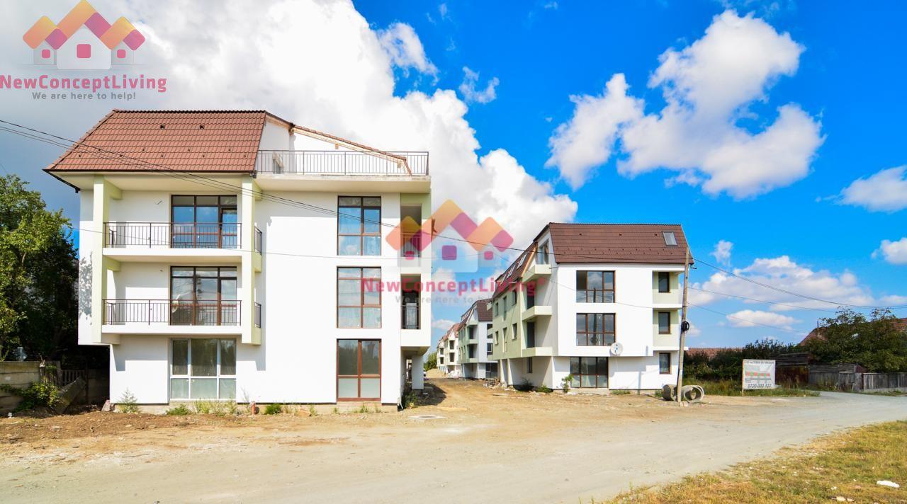 Apartament de vanzare, Sibiu (judet), Țiglari - Foto 1