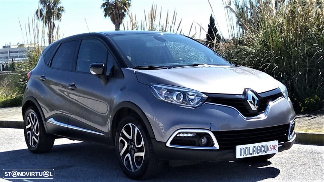 Renault Captur 1.5 dCi Exclusive - 1