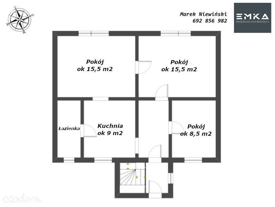 Dom na sprzedaż, Bzowo, świecki, kujawsko-pomorskie - Foto 18