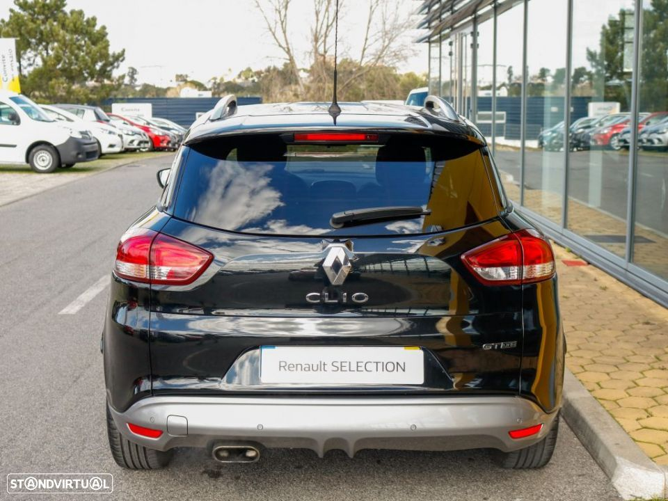 Renault Clio 0.9 Energy TCe 90 GT Line - 5