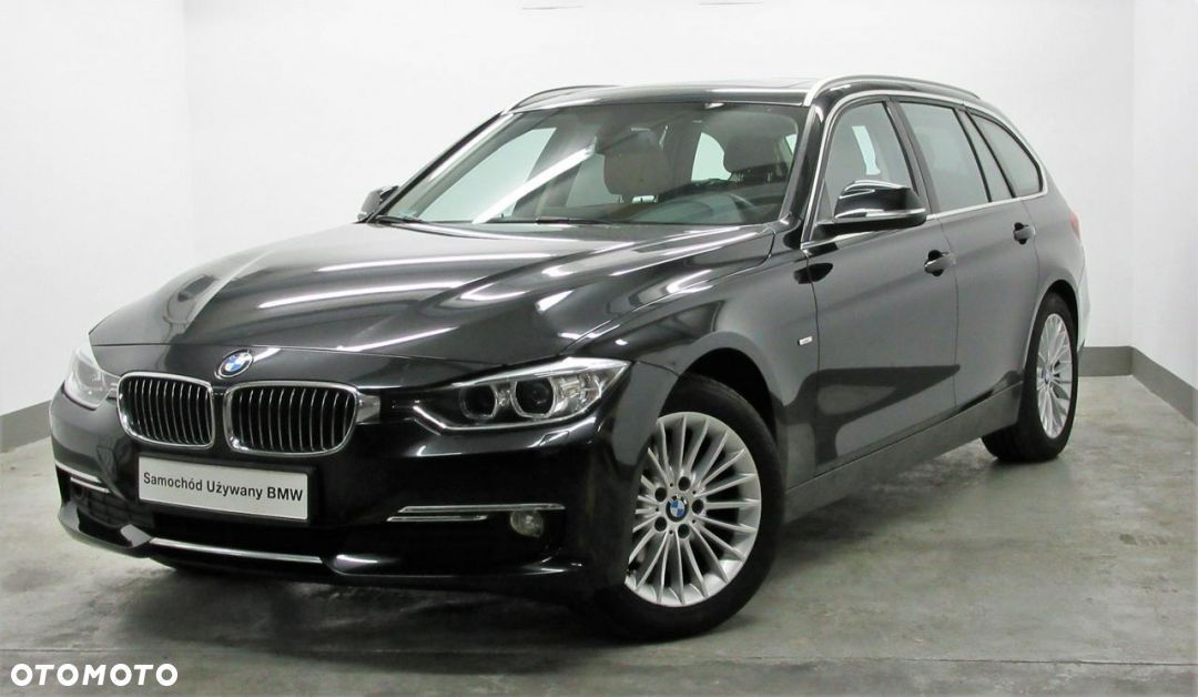 BMW Seria 3 20d xDrive , Luxury - Navi Professional , panorama , Skóra. Salon PL - 1