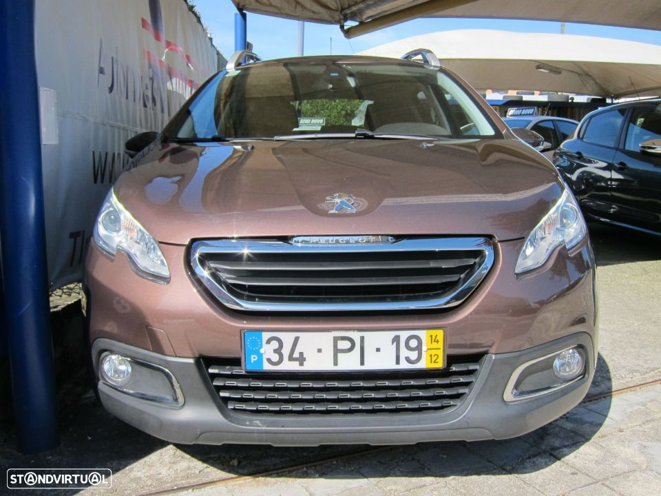 Peugeot 2008 1.4 HDi Active - 3