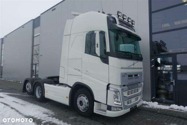 Volvo FH540 6X2 SINGLE BOOGIE RETARDER GLOBE XL  Volvo Fh540 6X2 Single Boogie Retarder Globe XL - 1