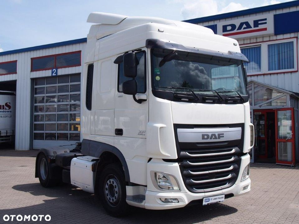 DAF XF 460 FT (Numer stock: 20616) - 8