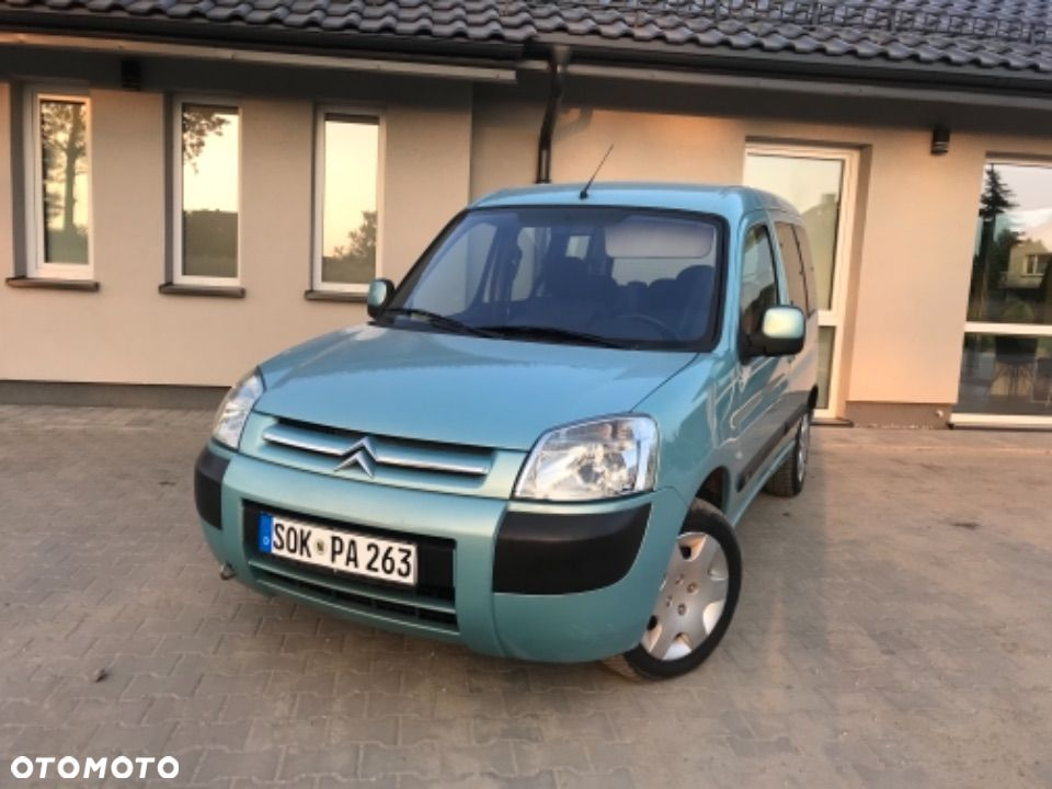 Citroën Berlingo Multispace 1.6 Benzyna Klima - 1