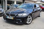 BMW 520 d Touring Auto Pack M GPS - 32