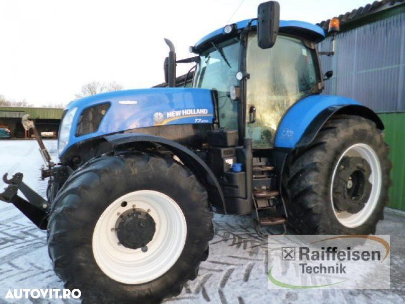 New Holland T 7.270 - 3
