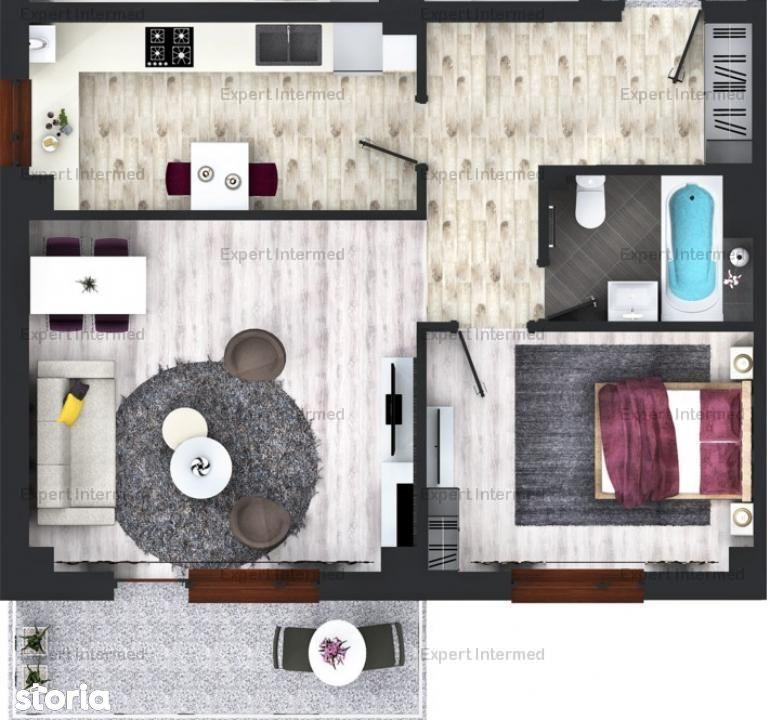 Apartament de vanzare, Iași (judet), Șoseaua Bucium - Foto 3