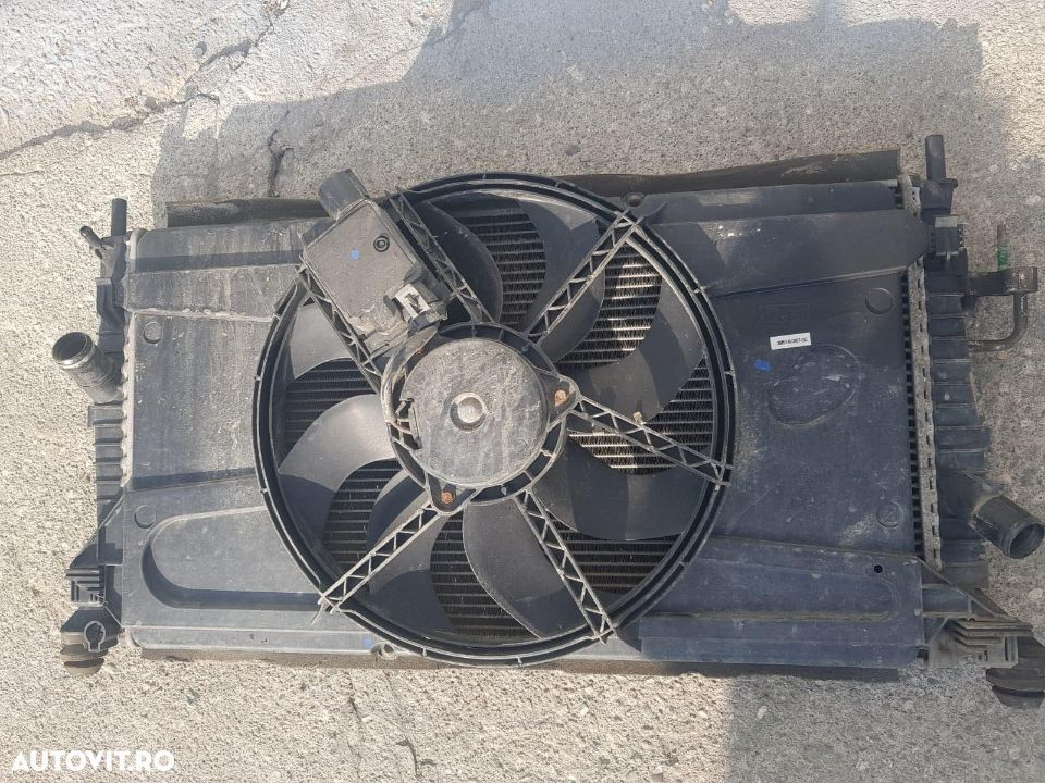 Radiator si ventilator Ford Focus 2 an 2006 - 1