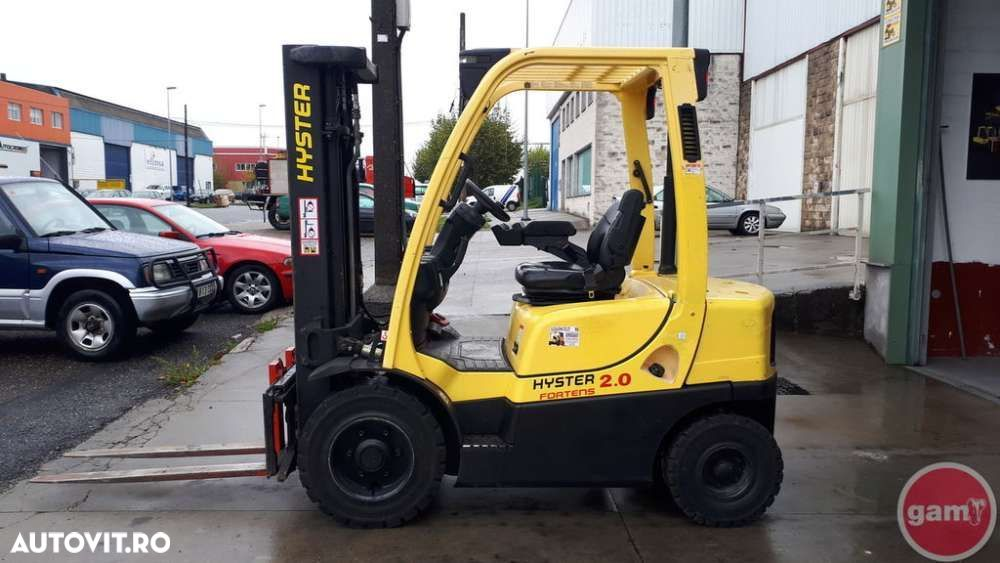 Hyster H2.0FT - 1