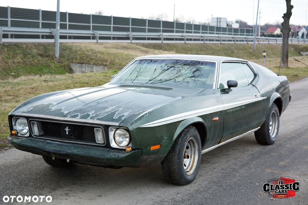 Ford Mustang 1973 Fastback, 5,8 l, 240 KM - 4