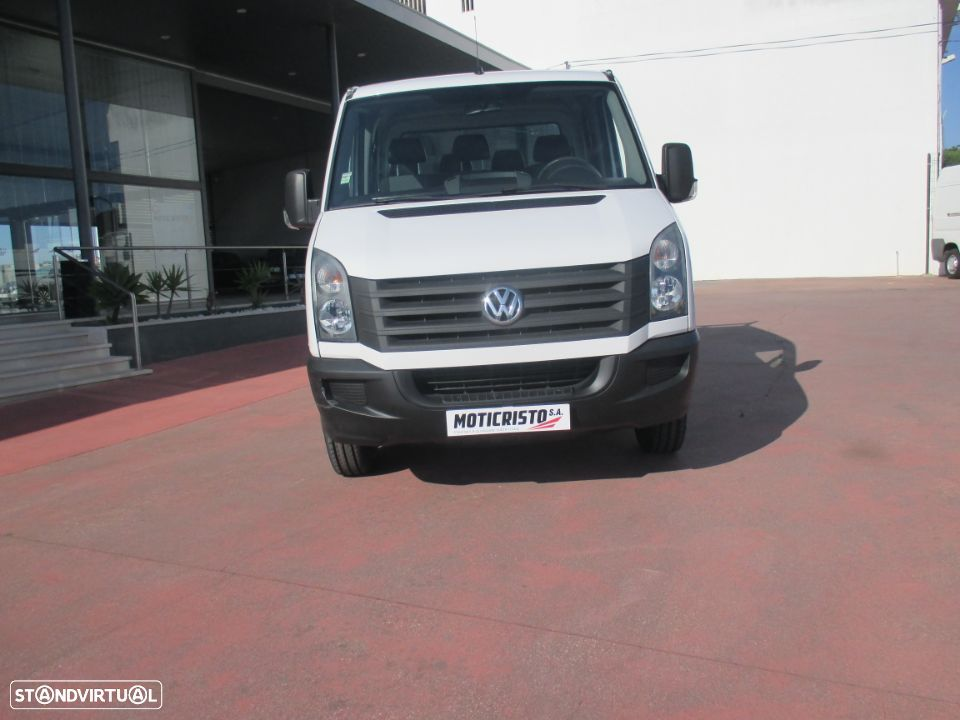 VW Crafter Cabine Dupla - 1
