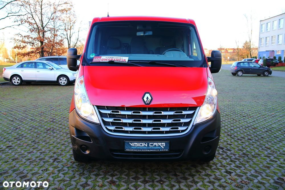 Renault master  2,3 DCI 125ps jak NOWY - 5
