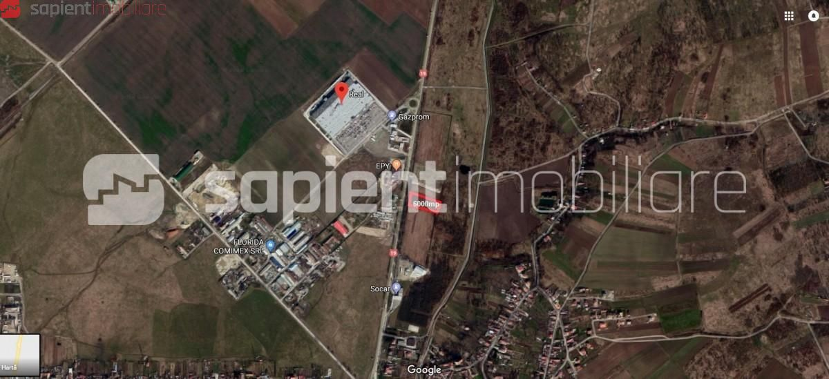 Teren de Vanzare, Bihor (judet), Strada Spartacus - Foto 1