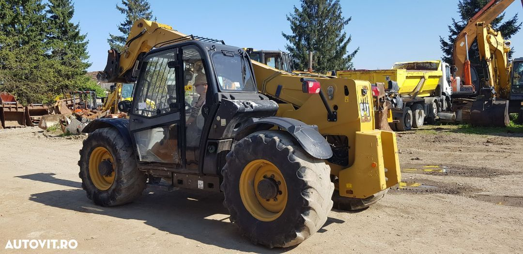 Caterpillar CAT TH407 Încărcător telescopic - 3