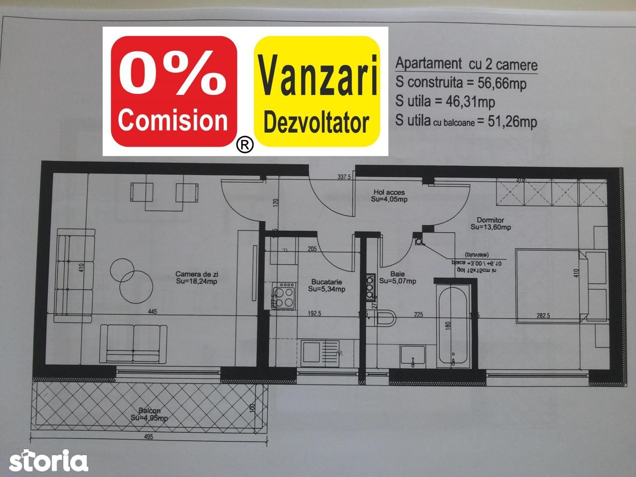 Apartament de vanzare, București (judet), Berceni - Foto 2