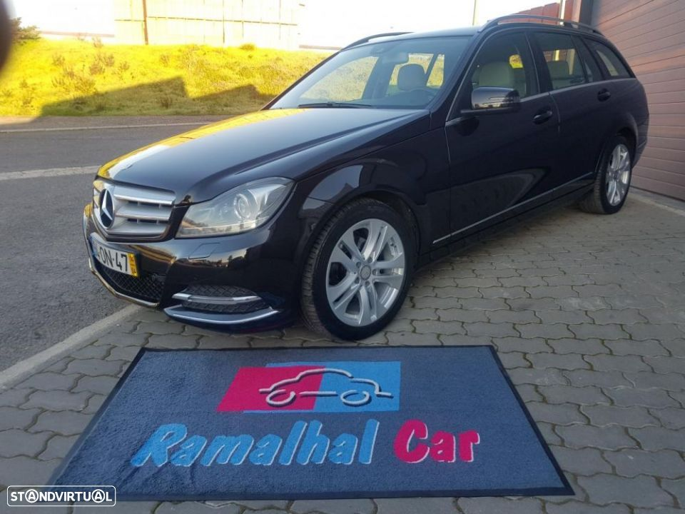 Mercedes-Benz C 220 CDi Avantgarde BlueE.Aut. - 3