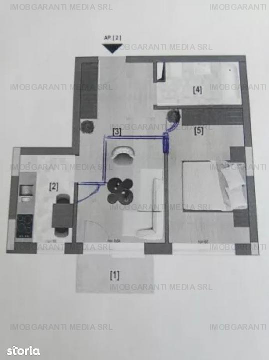 Apartament de vanzare, Cluj (judet), Strada Nădășel - Foto 2