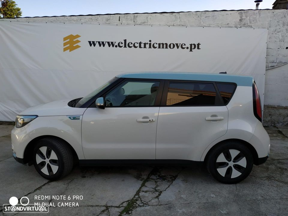 Kia Soul Electric , 27 kwh - 8