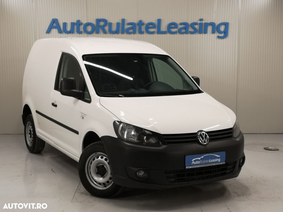 Volkswagen Caddy 4x4 - 11
