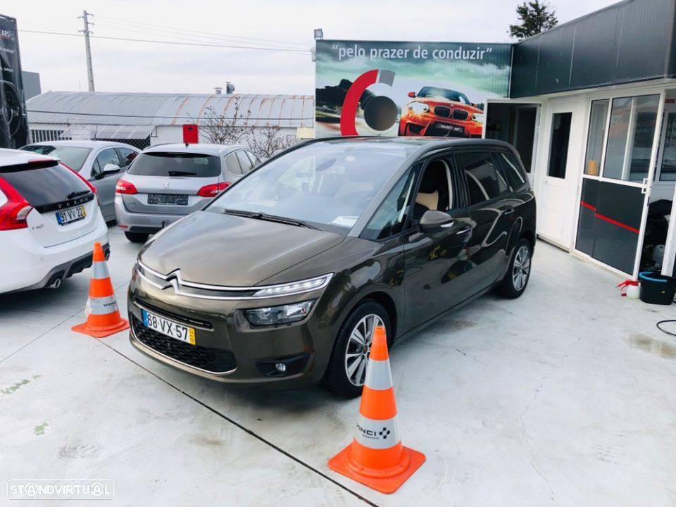 Citroën C4 Grand Picasso 2.0BlueHDI 7lug AIRDREAM - 1