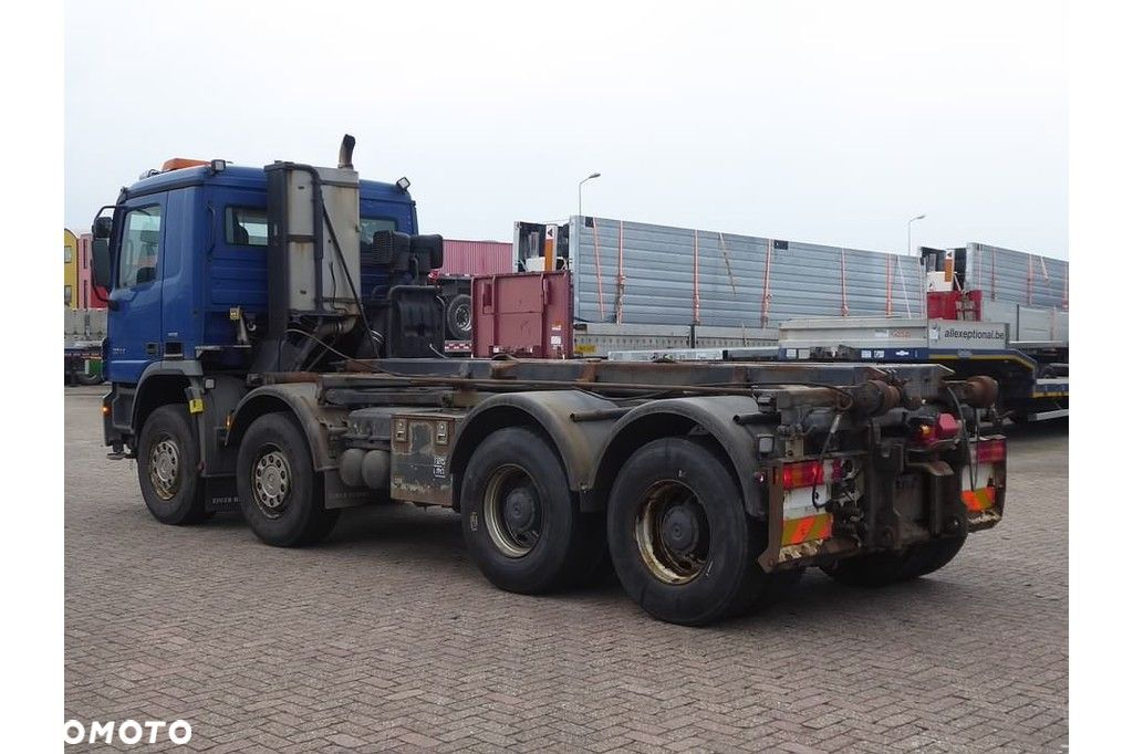 Mercedes-Benz ACTROS 3244  Mercedes-benz Actros 3244 8x4 full steel eps - 3