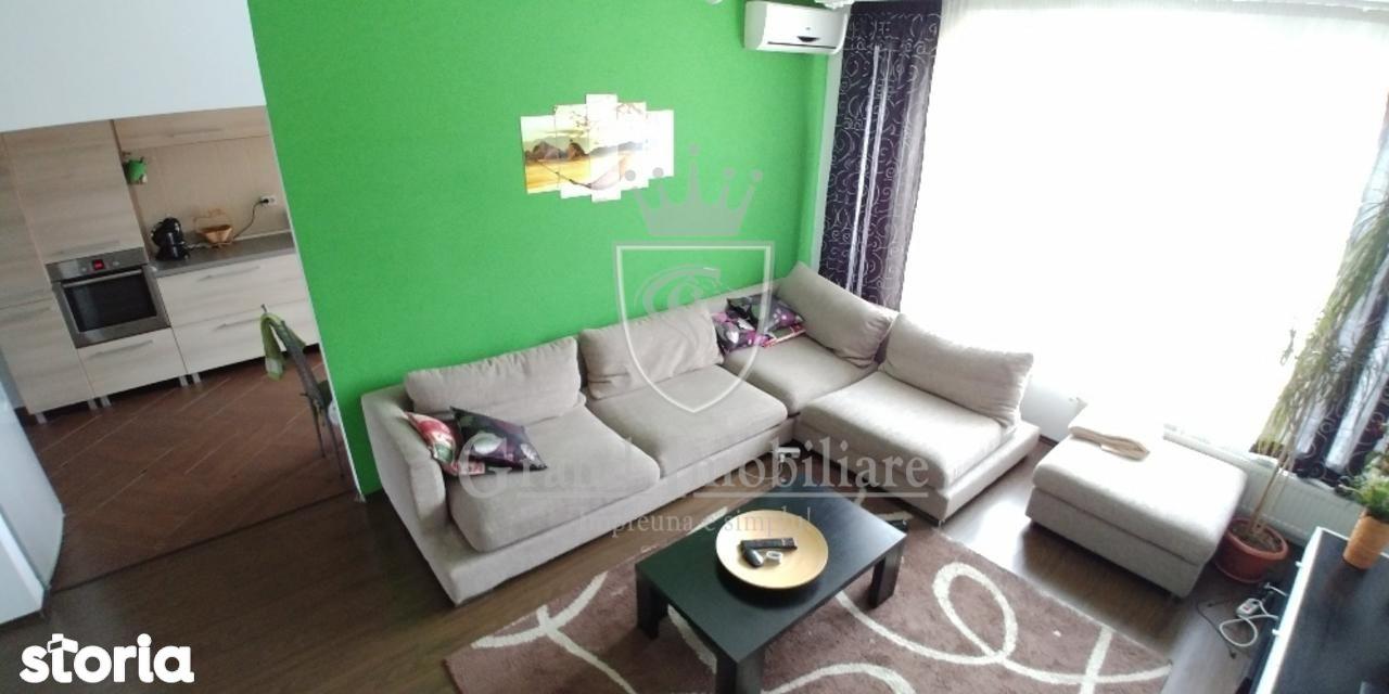 Apartament de inchiriat, Cluj (judet), Strada Grigore Moisil - Foto 2