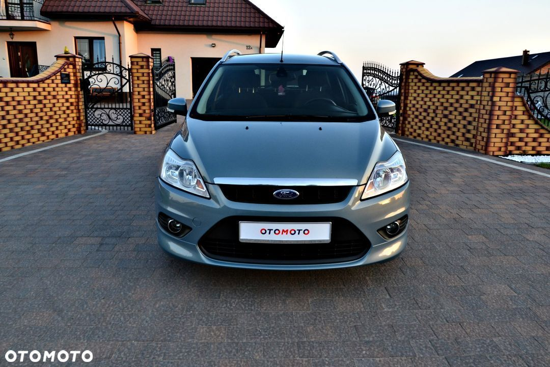 Ford Focus LIFT 2008r 1.6tdci 90ps klima alu 16'' relingi ! - 1