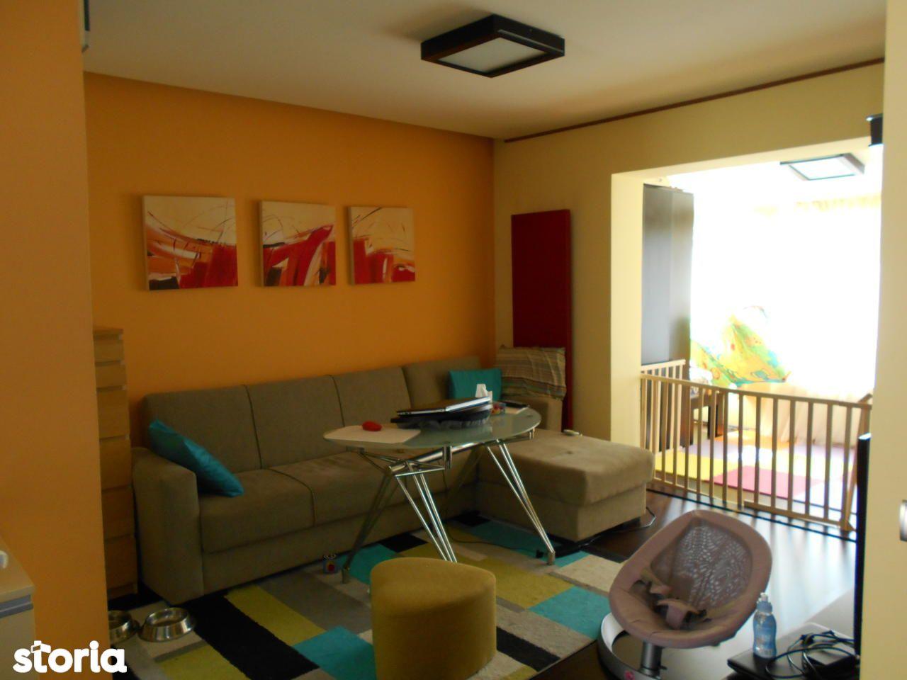 Apartament de vanzare, Cluj (judet), Strada Cezar Baltag - Foto 1