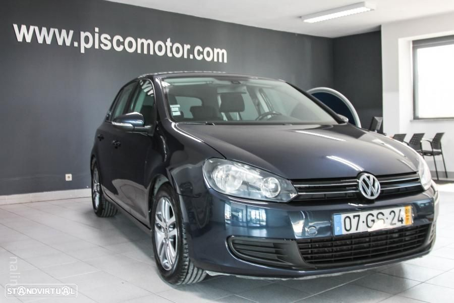 VW Golf Confortline 2.0 Tdi - 1