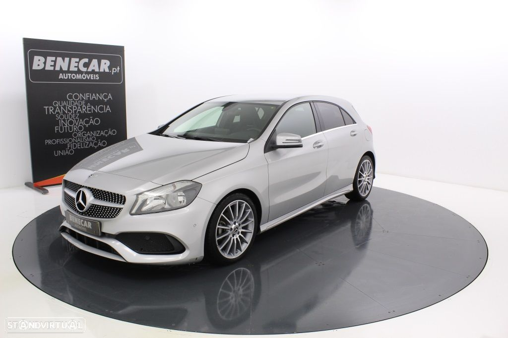 Mercedes-Benz A 180 CDi Final Edition Cx. Aut. - 1