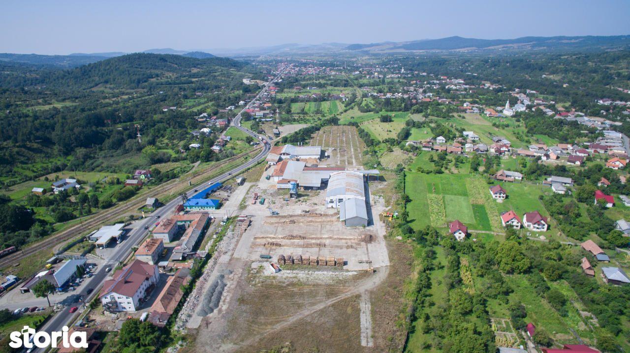 Depozit / Hala de inchiriat, Bistrița-Năsăud (judet), Susenii Bârgăului - Foto 10