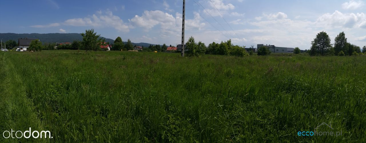 Działka na sprzedaż, Wilkowice, bielski, śląskie - Foto 2