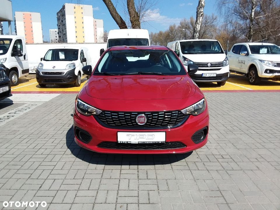 Fiat Tipo POP 1.4 95KM Bluetooth 2018 - 8