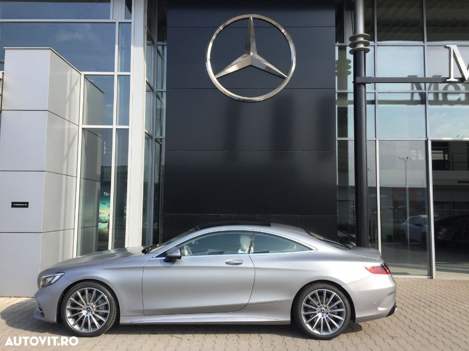 Mercedes-Benz S450 Coupe - 1