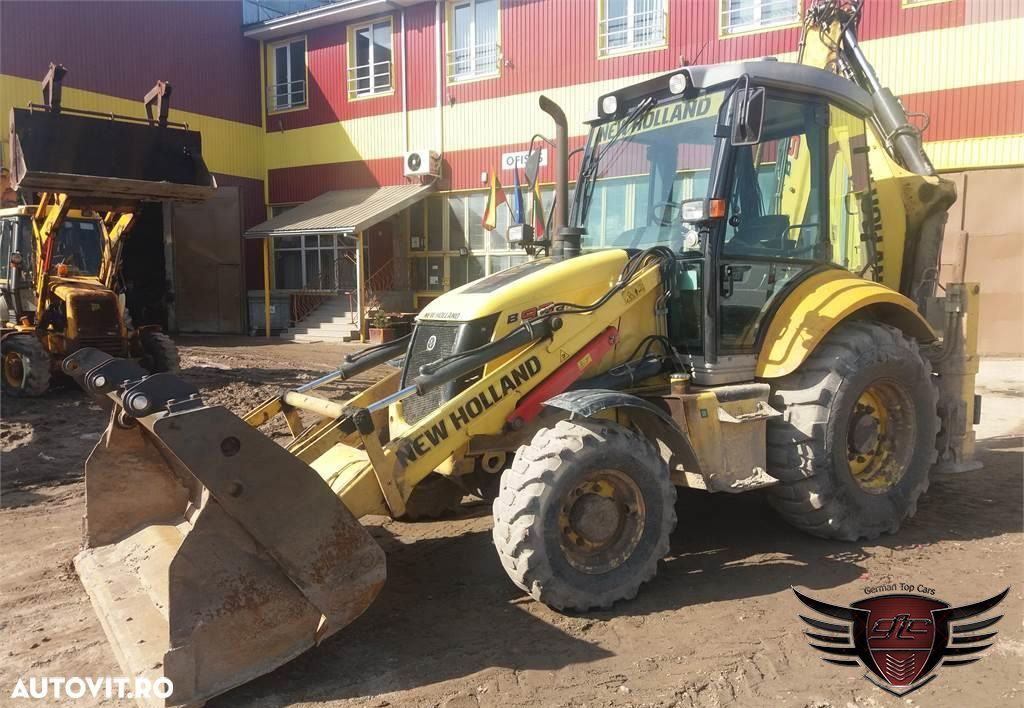 New Holland B90B 4800H 2013 Leasing - 6