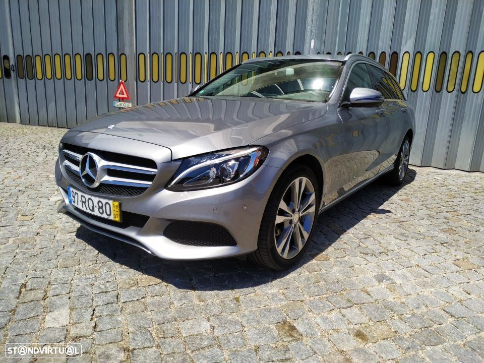 Mercedes-Benz C 220 D Station Avantgarde - 22