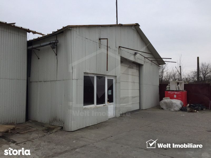 Depozit / Hala de vanzare, Cluj (judet), Someșeni - Foto 5